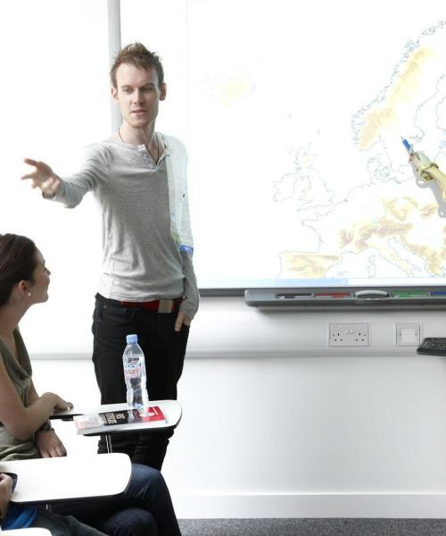 malvern house london classroom