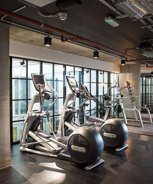Chapter-Kings-Cross-Gym malvern house london accommodation