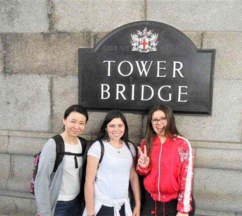 London Social Programme tower-bridge