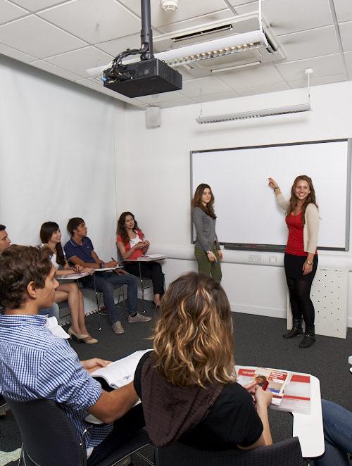 malvern house london classroom facilities