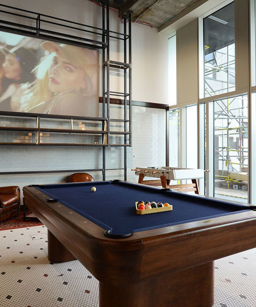 chapter-kings-cross-snooker-area malvern house london accommodation