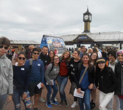 malvern house london students visit atbrighton coastal