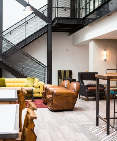 malvern house london Scape Shoreditch accommodation study area