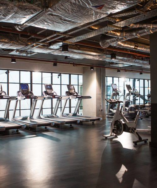 malvern house london Scape Shoreditch accommodation gym
