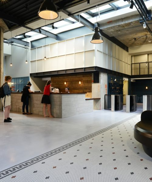 malvern house london king cross accommodation reception hall