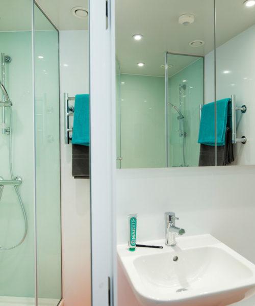 malvern house suite bathroom accommodation