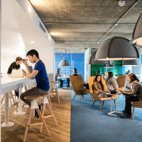 malvern house london accommodation study area