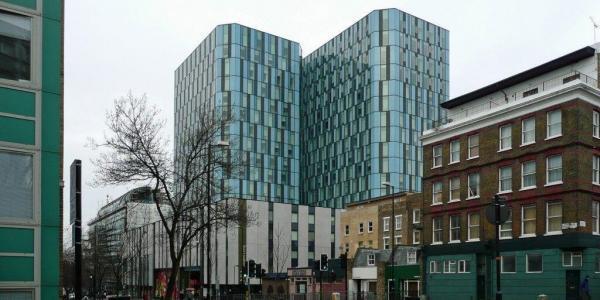 Chapter King Cross accommodation malvern house london