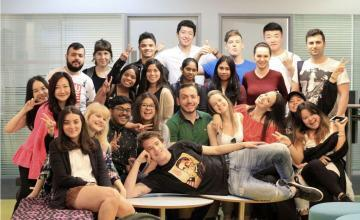 malvern house group class