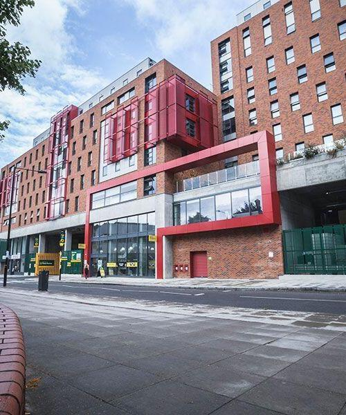 malvern house london accommodation unite-st pancras