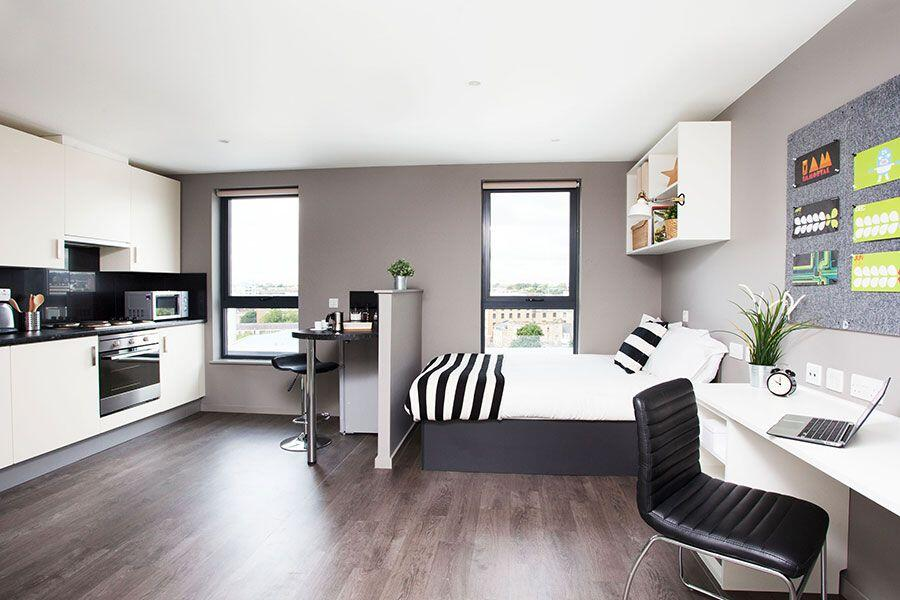 unite-st.-pancras-classic-studio malvern house london accommodation