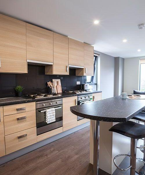 unite-st.-pancras-kitchen malvern house london accommodation
